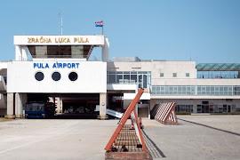 Аэропорт  Pula PUY