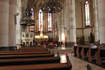 Saint Elizabeth Church, Budapest, Hungary