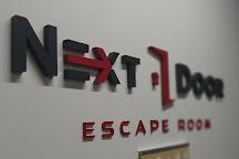 Next Door Escape Room, Madrid, Spain