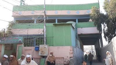 مسجد زیرانی