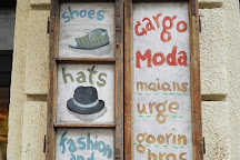 Cargomoda Shoes Shop, Budapest, Hungary