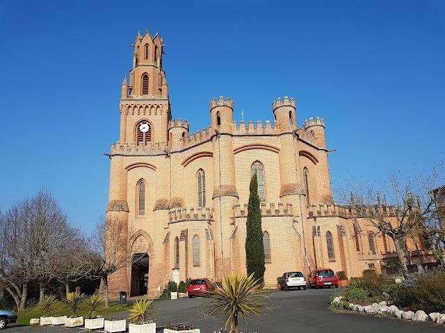Sanctuaire Notre-Dame de la Drêche
