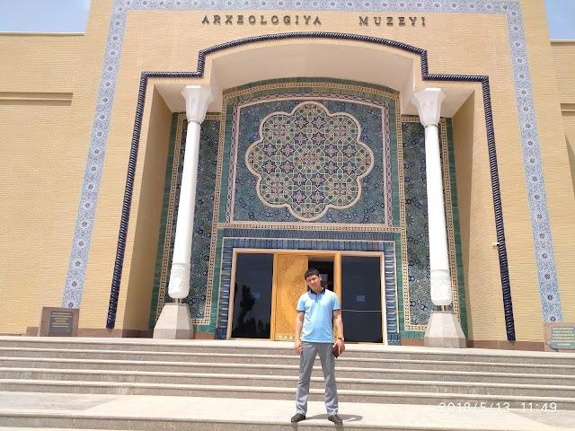 Termez Archaeologic Museum