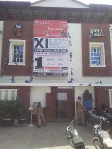 Tabani's School Of Accountancy C-91 Shahrah-e-Jahangir karachi