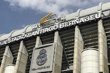 Stadio Santiago Bernabeu, Madrid, Spain