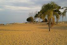 Nereidas Beach, Sao Lourenco Do Sul, Brazil