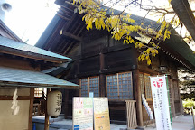 Kokuryo Shrine, Chofu, Japan