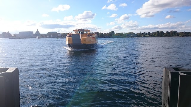 Copenhagen Water Taxi