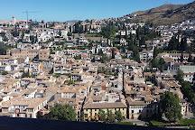 Paseo de los tristes, Granada, Spain