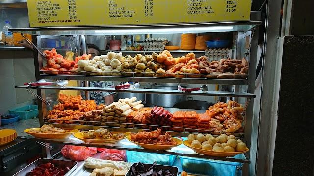 Bendemeer Market & Food Centre
