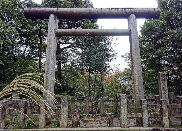 Ise Jingu Shrine Yohaijo Place