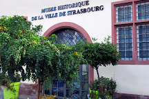 Musée historique de la ville de Strasbourg, Strasbourg, France