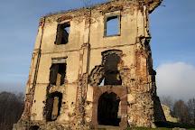 Castle ruins, Bodzentyn, Poland