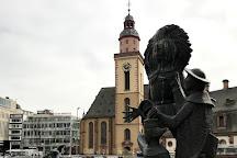 Struwwelpeter-Brunnen, Frankfurt, Germany