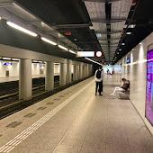 Станция метро  Moskovskaya