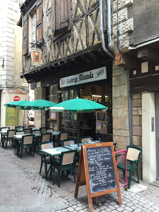 Bar Auberge Miranda