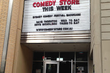 Comedy Store, Sydney, Australia