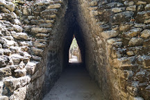Zona Arqueológica de Xpuhil, Xpujil Town, Mexico