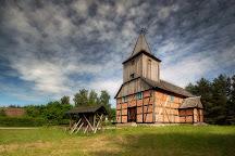 Muzeum - Kaszubski Park Etnograficzny im. Teodory i Izydora Gulgowskich, Waglikowice, Poland