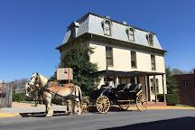 Lexington Carriage Company, Lexington, United States