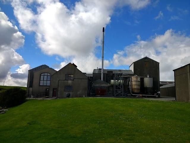 Scapa Distillery