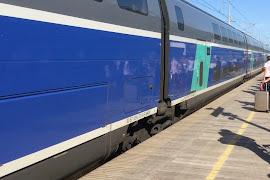 Станция  Avignon TGV