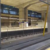 Станция  Aeropuerto T4