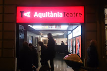 Aquitania Teatre, Barcelona, Spain