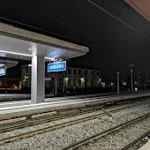 Железнодорожная станция  станции  Bergamo