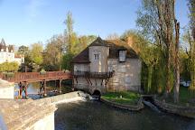 Musee du Sucre d'Orge, Moret-sur-Loing, France