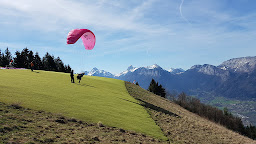 Col de la Forclaz / Montmin Paragliding