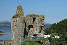 Royal Castle of Tarbert, Tarbert, United Kingdom