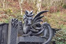 King Arthur's Labyrinth, Corris, United Kingdom