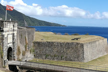 Fort Delgres, Basse-Terre, Guadeloupe