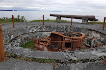Fort Abercrombie State Historical Park, Kodiak Island, United States