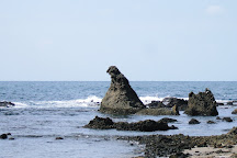 Godzilla Rock, Suzu, Japan