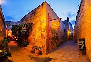 Bacchus Restaurant Mdina