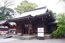 Kawagoe Hikawa Shrine, Kawagoe, Japan