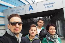 Arena Shayba, Adler, Russia
