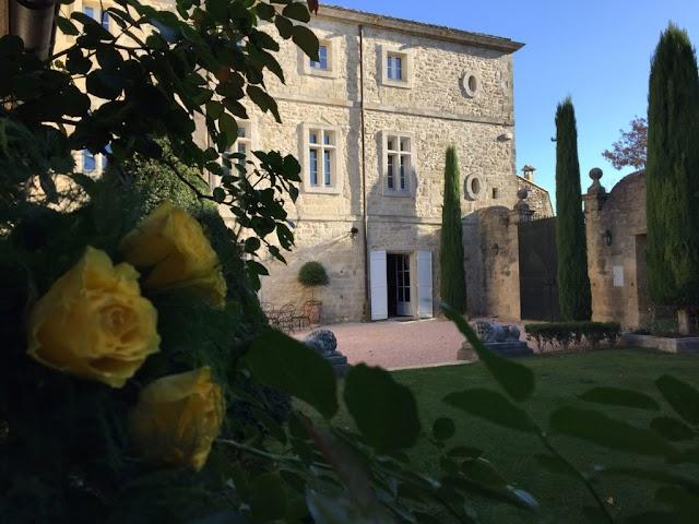 Le Chateau de Saint-Siffret