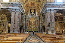 Gesu Nuovo Church, Naples, Italy