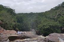 Popokvil Waterfall, Kampot, Cambodia