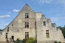 Manoir de Clairefontaine, Bauge, France
