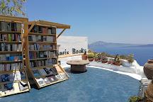 Atlantis Books, Oia, Greece