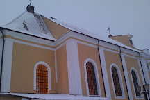 The Church of the Exaltation of the Holy Cross, Lida, Belarus