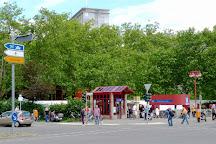 Flea Market at Fehrbelliner Platz, Berlin, Germany