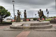 Plaza de Armas de Puerto Montt, Puerto Montt, Chile