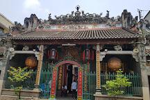 Ba Thien Hau Temple, Ho Chi Minh City, Vietnam