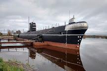 Museum Submarine B-440, Vytegra, Russia