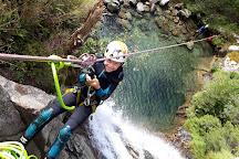 OXO Canyoning, Chamonix, France